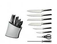 Набор ножей AURORA 8 предметов, металлическая подставка