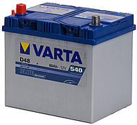 Аккумулятор Varta Blue Dynamic D48 60Ah 12V (560 411 054)
