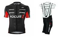 Женский велосипедный костюм FOCUS XS-S , фото 1