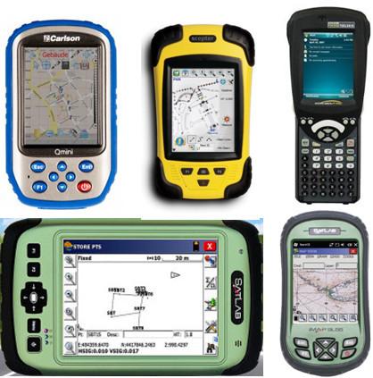 Контроллеры для GNSS приемников SatLab, South