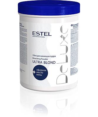 Обесцвечивающая пудра Ultra Blond De Luxe (750 г)