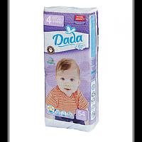 Подгузники Dada Extra Soft 4 Maxi (7-18 кг) 54 шт.