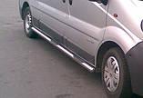 Боковые пороги Renault Trafic, фото 2
