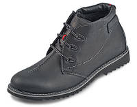 46  размер!. Мужские ботинки зимние МИДА 14658 из натуральной кожи.