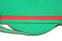 ТЖ 30мм (50м) зеленый+красный