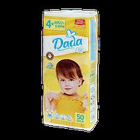 Подгузники Dada Extra Soft 4+ Maxi (9-20 кг) 50 шт.