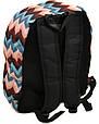 Стильный городской рюкзак нейлон Jansport 3334-9062-1 3d, 28 л, цветной, фото 2