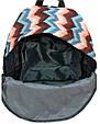 Стильный городской рюкзак нейлон Jansport 3334-9062-1 3d, 28 л, цветной, фото 3