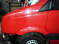 Крило Крыло переднее Фольксваген Крафтер 2006-2012 VW Crafter