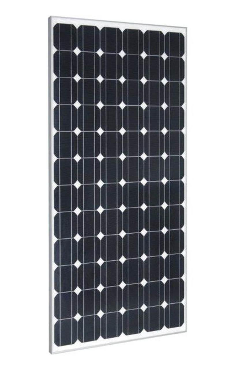 Сонячна батарея (панель) 200Вт, 24В, монокристаллическая PLM-200M-72