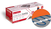 Тёплый пол — двужильный нагревательный мат E.Next e.heat.mat.150.1800 Вт. 12 м²