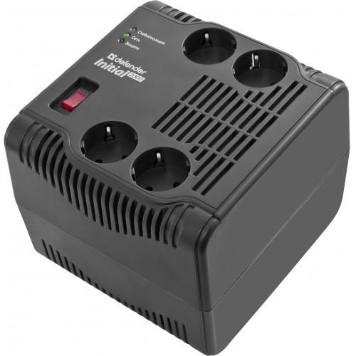 Стабілізатор напруги DEFENDER AVR Initial 2000VA 955Вт