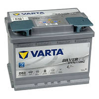 Аккумулятор Varta Silver Dynamic AGM D52 60Ah 12V (560 901 068)
