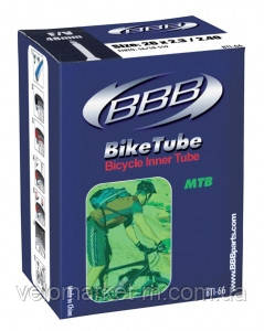 Велосипедна камера BBB BTI-66