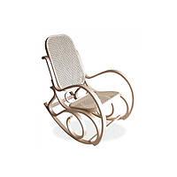 Деревянное кресло- качалка Signal