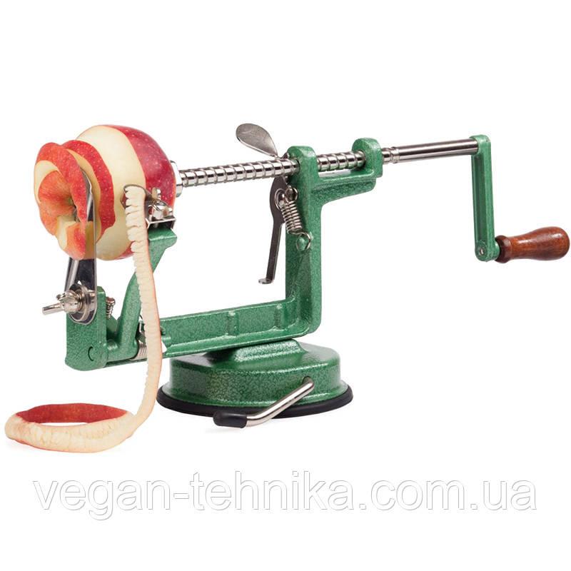 Яблокорезка Ezidri (устройство для очистки и нарезки яблок)