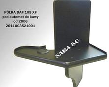 Полка под автомат для кофе DAF 105XF от 2006 /2902