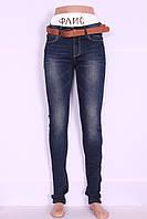 Женские утепленные джинсы Cudi (код 9953), фото 1