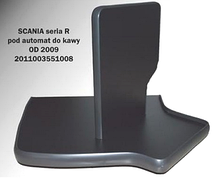 Полка под автомат для кофе SCANIA R от 2009/2901