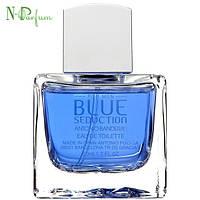 Antonio Banderas Blue Seduction for Men - Набор (Туалетная вода 100 мл * Дезодорант 150 мл)