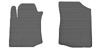 Резиновые коврики Citroen C1 05-/Тойота Aygo 05-/Peugeot 107 05- (передние - 2 шт) 1003112 Stingray