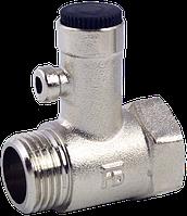 Клапан для бойлера со спускником FADO 1/2 7 бар Арт.(BK01)