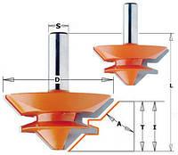 Фреза CMT для сращивания и соединения деталей D50,8-I22,2-A45-T9,5-19-z2-L60,3-d12