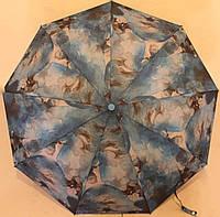 Зонт женский полуавтомат..