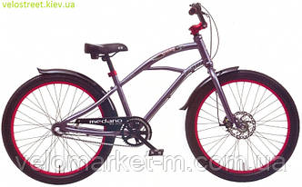 """Городской подростковый велосипед Medano artist tattoo 24"""""""