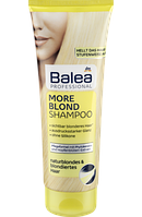 Шампунь Balea Professional More Blond