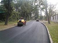 Устройство дорог, площадок и парковок