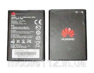 Аккумулятор Huawei HB4W1, 1700mAh G510/ G520/ Y210/ C8813/ G510/ G525/ T8951/ U8685/ U8951