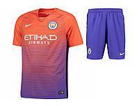 Футбольная форма Манчестер Сити (резервная), сезон 2016-2017