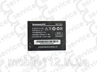 Аккумулятор на Lenovo BL192, 2000mAh/ 2500mAh A300/ A328/ A388T/ A526/ A529/ A560/ A590/ A680/ A750