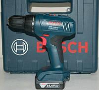 Акция! Аккумуляторный шуруповерт Bosch GSR 1440-LI, (06019A8405)