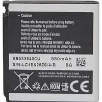 Аккумулятор батарея Samsung S3600