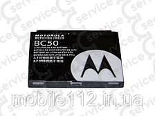 Аккумулятор на Motorola BC50 K1/ L2/ L6/ V8/ Z3/ Z6