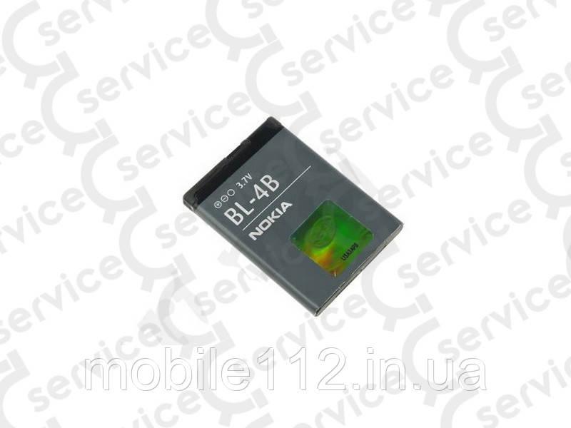 Аккумулятор на Nokia BL-4B, 700mAh 1606/ 2505/ 2605/ 2630/ 2760/ 3606/ 5000/ 6111/ 7070/ 7088/ 7360/ 7370/ 7373/ 7500/ N76