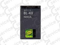 Аккумулятор на Nokia BL-4U, 1000mAh 300/ 302/ 305/ 306/ 308/ 309/ 311/ 3120c/ 500/ 5250/ 5330/ 5530/ 5730/ 600