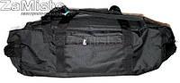 Сумка-рюкзак 80 л (чорна)