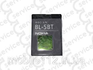 Аккумулятор на Nokia BL-5BT 2600c/ 2608/ 7510s/ N75