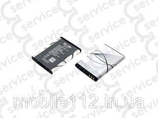 Аккумулятор на Nokia BL-5B, 890mAh 2610/ 2626/ 3220/ 3230/ 5070/ 5140/ 5140i/ 5200/ 5300/ 5320/ / 5500/ 6020/ 6021/ 6060/ 6070/ 6080/ 6120c/ 6121c/