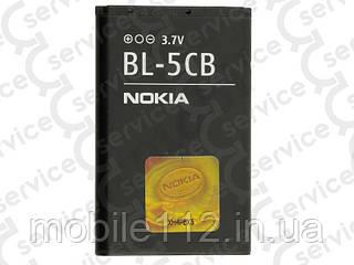 Аккумулятор на Nokia BL-5CB C1-02
