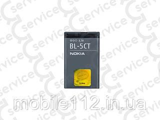 Аккумулятор на Nokia BL-5CT, 1050mAh 3720c/ 5220c/ 6303c/ 6730c/ C3-01/ С5-00/ C6-01