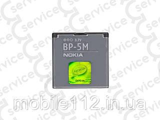 Аккумулятор на Nokia BP-5M, 900mAh 5610/ 5700/ 6110n/ 6500s/ 7390/ 8600
