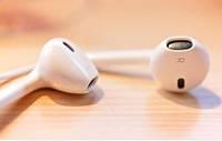 Наушники EarPods 5G фирмы Apple со встроенным микрофоном, фото 1