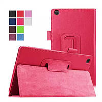 Кожаный чехол книжка для Asus ZenPad 7.0 (Z370C-1A049A) (10 цветов)