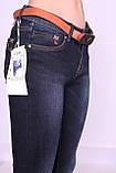 Теплые женские джинсы Cudi (код 9957), фото 4