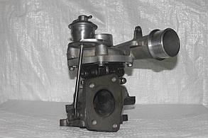 Реставраційна турбіна / Mazda CX-7