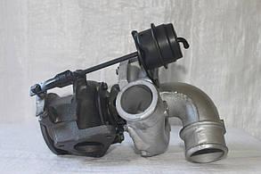 Восстановленнавя турбіна Mercedes Vito 108 CDI / Vito 110 CDI / Vito 112 CDI